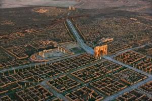 Timgad-Algerie